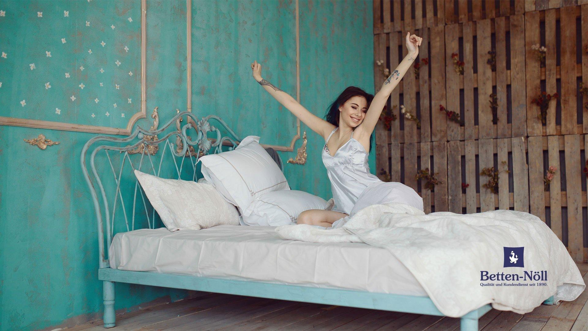 Betten Nöll seit 1890