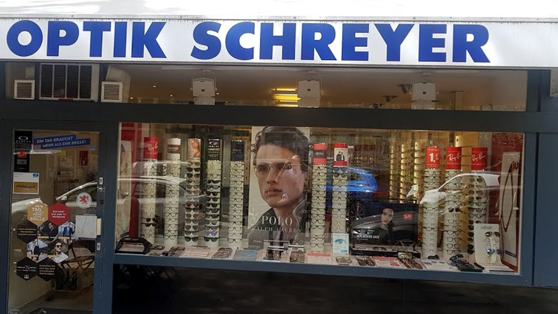 Augen Optiker Schreyer